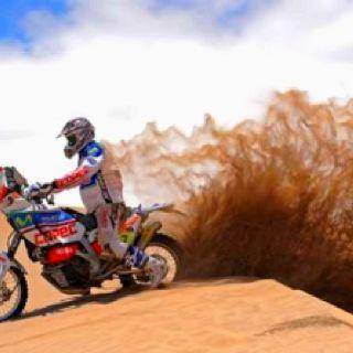 Sand Dune Dirt Biking I Must Paris Dakar Rally Adventure Bike
