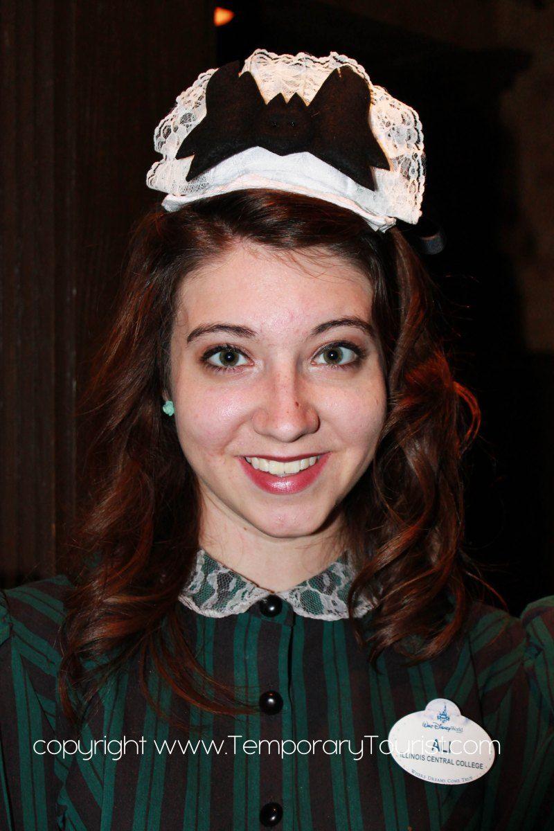 Disney Haunted Mansion Maid Costume