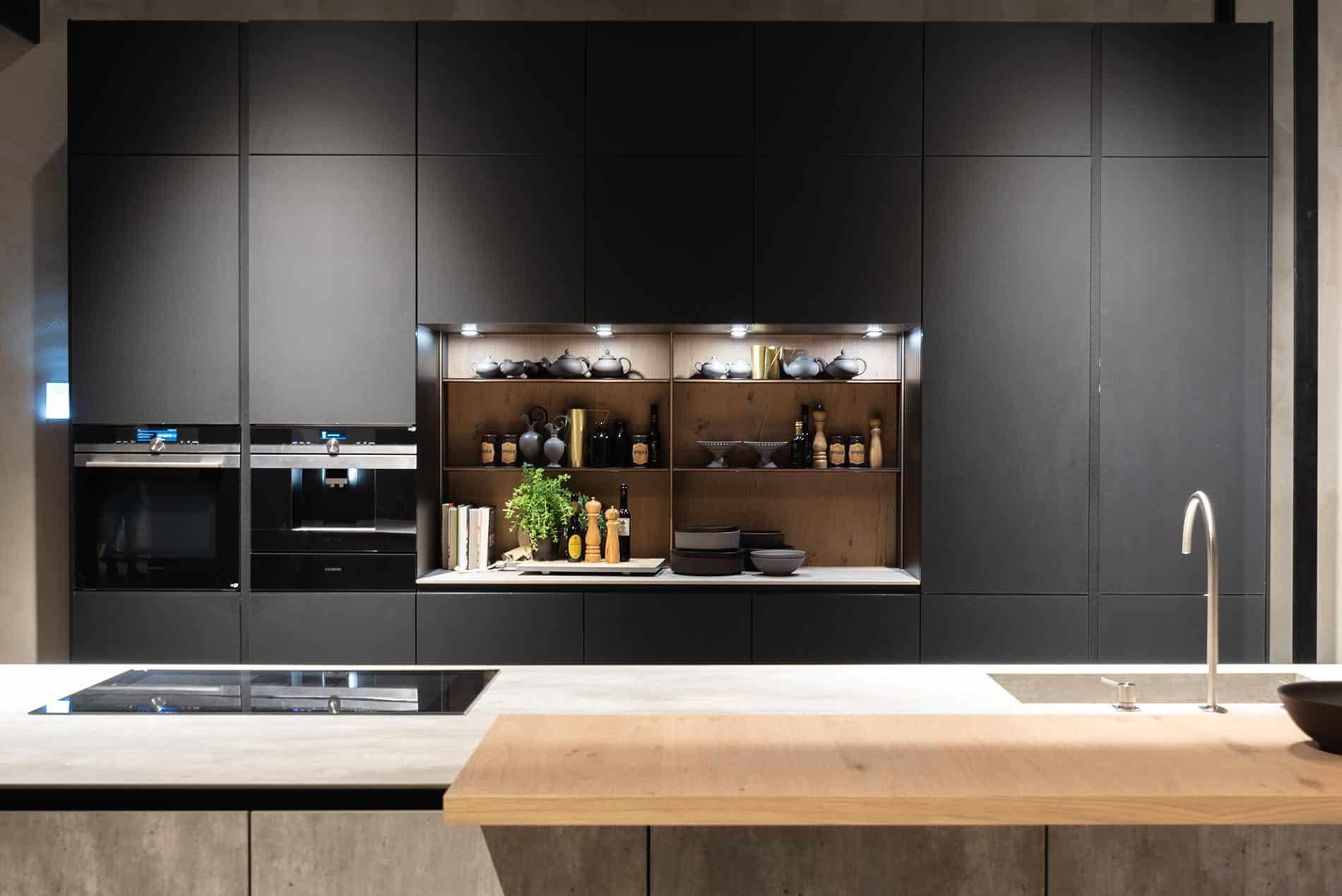Glass shutters Stosa Cucine Salone del Mobile 2018 in 2019 ...