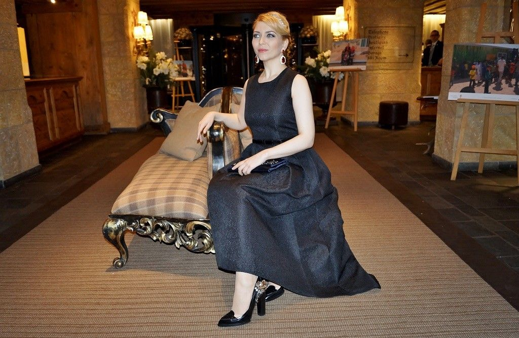 0f6efd57a43 Dress Code Black Tie - Gala Dinner at Gstaad Palace