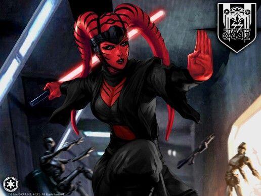 Darth Talon Star Wars Sith Female Star Wars The Old Star Wars Sith