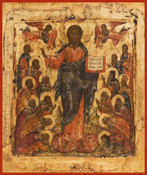 "Christ ""Of Smolensk"" | My Saints; Their Words; God's Word ..."