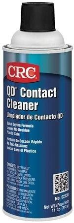 Crc 2130 Qd Contact Cleaner 11 Oz Cleaning Drink Bottles