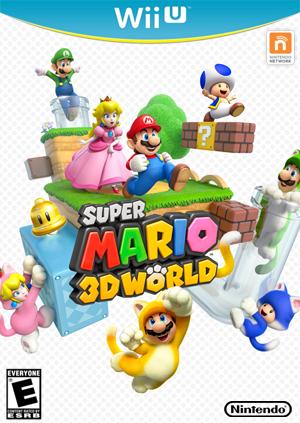 Super Mario 3D World Wii U Box Art Cover by Mucrush | Pure NERD ...