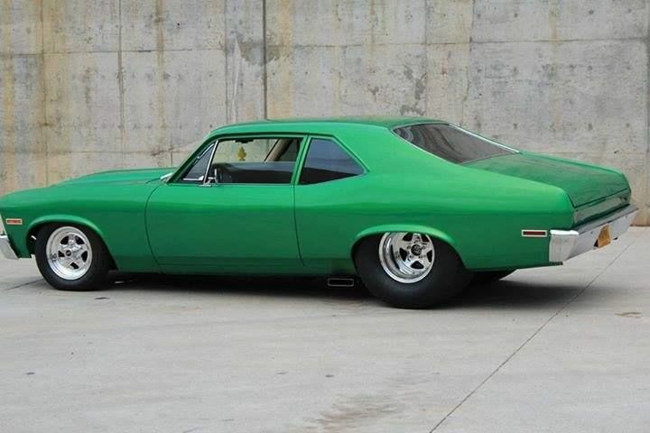 Prostreet Nova Chevy Nova Chevy Muscle Cars Hot Rods Cars Muscle
