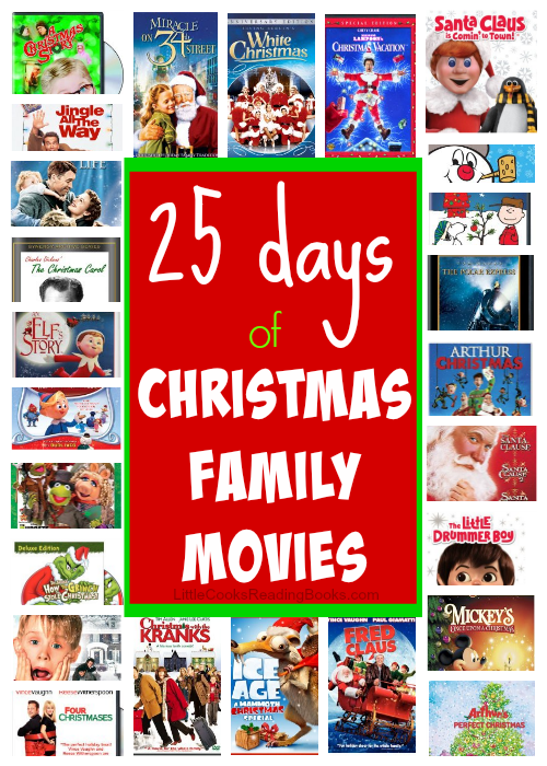 25 Days Of Christmas Family Movies Christmas Family Movie Best Christmas Movies Family Christmas Movies