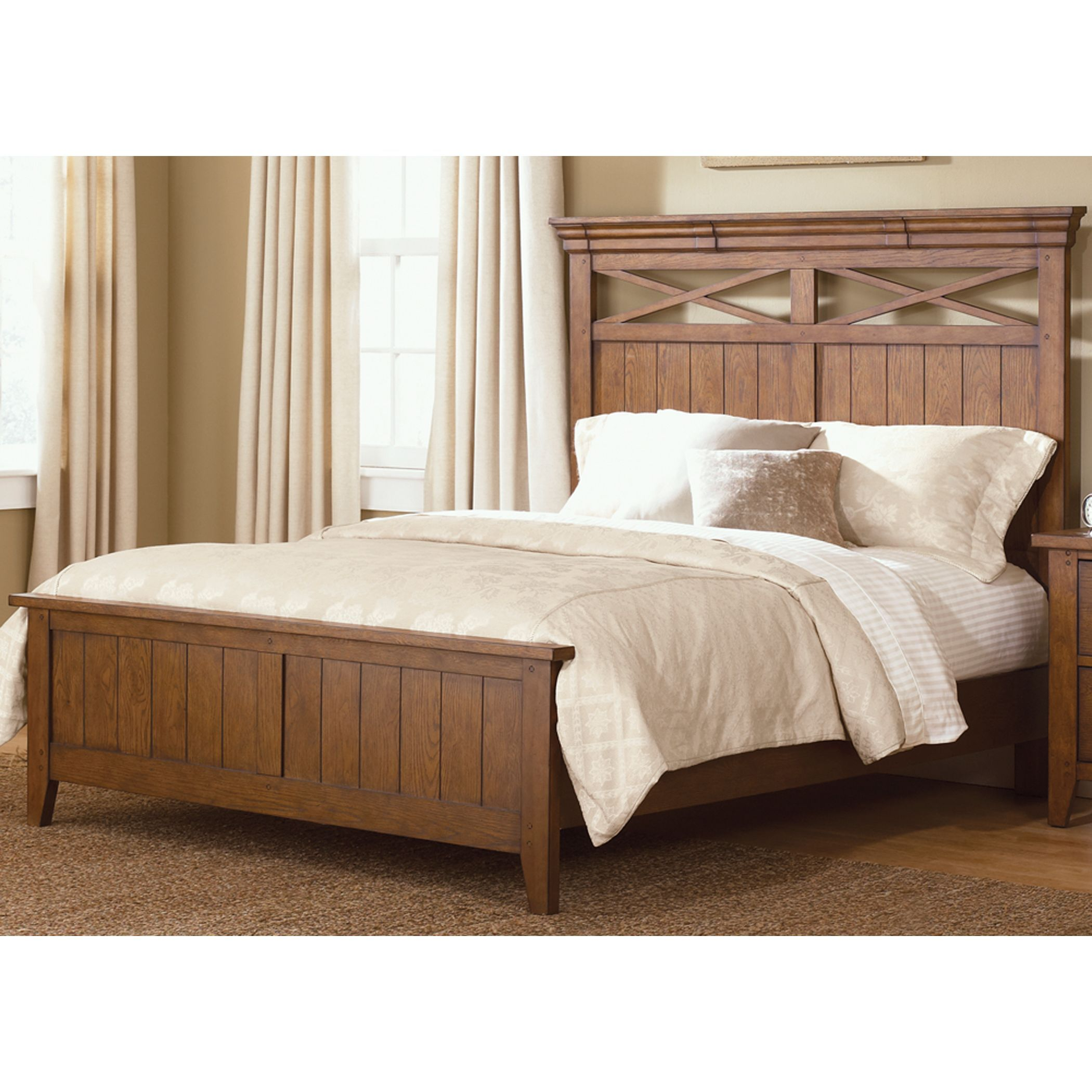 The heathstone oak bedroom suite offers french and english dovetail