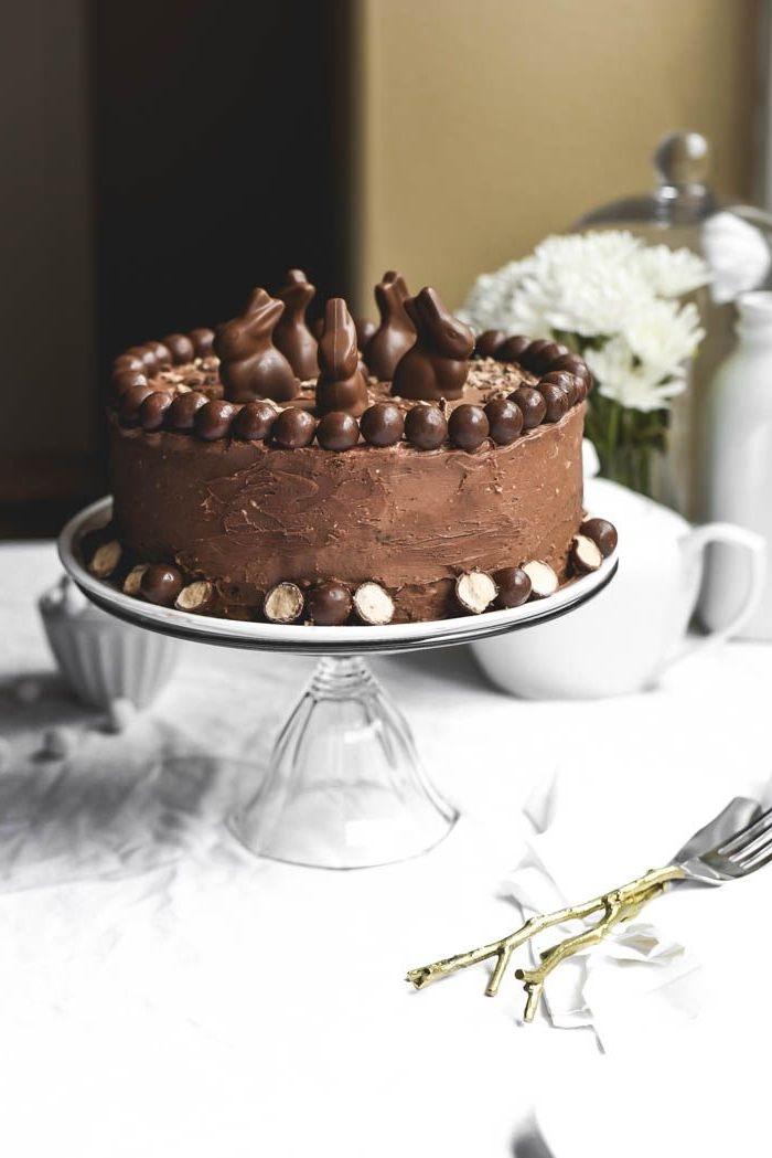 1001 + idées pour préparer un gâteau de Pâques facile et ...