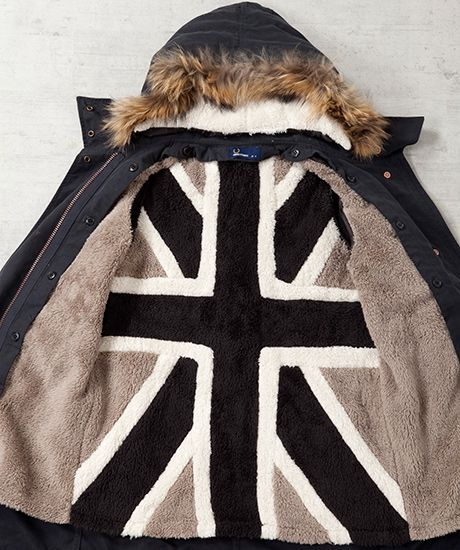 Mods Coat | FRED PERRY JAPAN | フレッドペリー日本公式サイト
