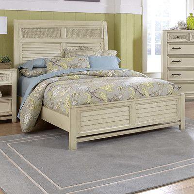 Merveilleux Progressive Furniture Inc. Haven Panel Bed