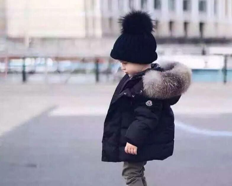 4f3b3f6b7 Hot Offer Baby Boys Jacket 2018 Autumn Winter Jacket Coat Kids Warm ...