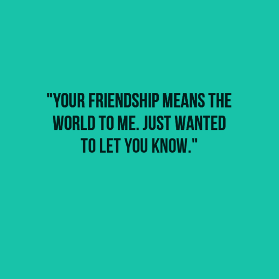 thank you messages and quotes for friends best friend quotes