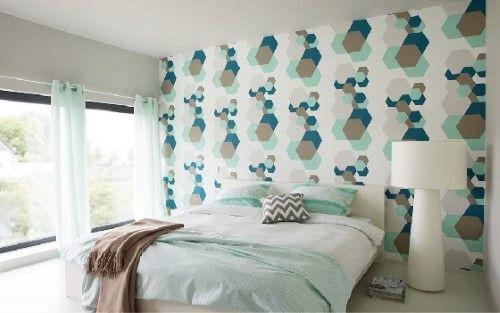 Behangpapier Voor Slaapkamer : Dat behangpapier colora home bedroom slaapkamer