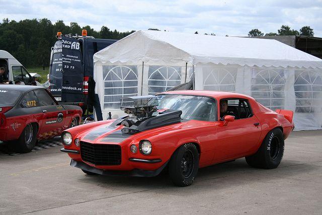 Drag Cars Chevrolet Camaro Car 1970 Flickr Photo Sharing