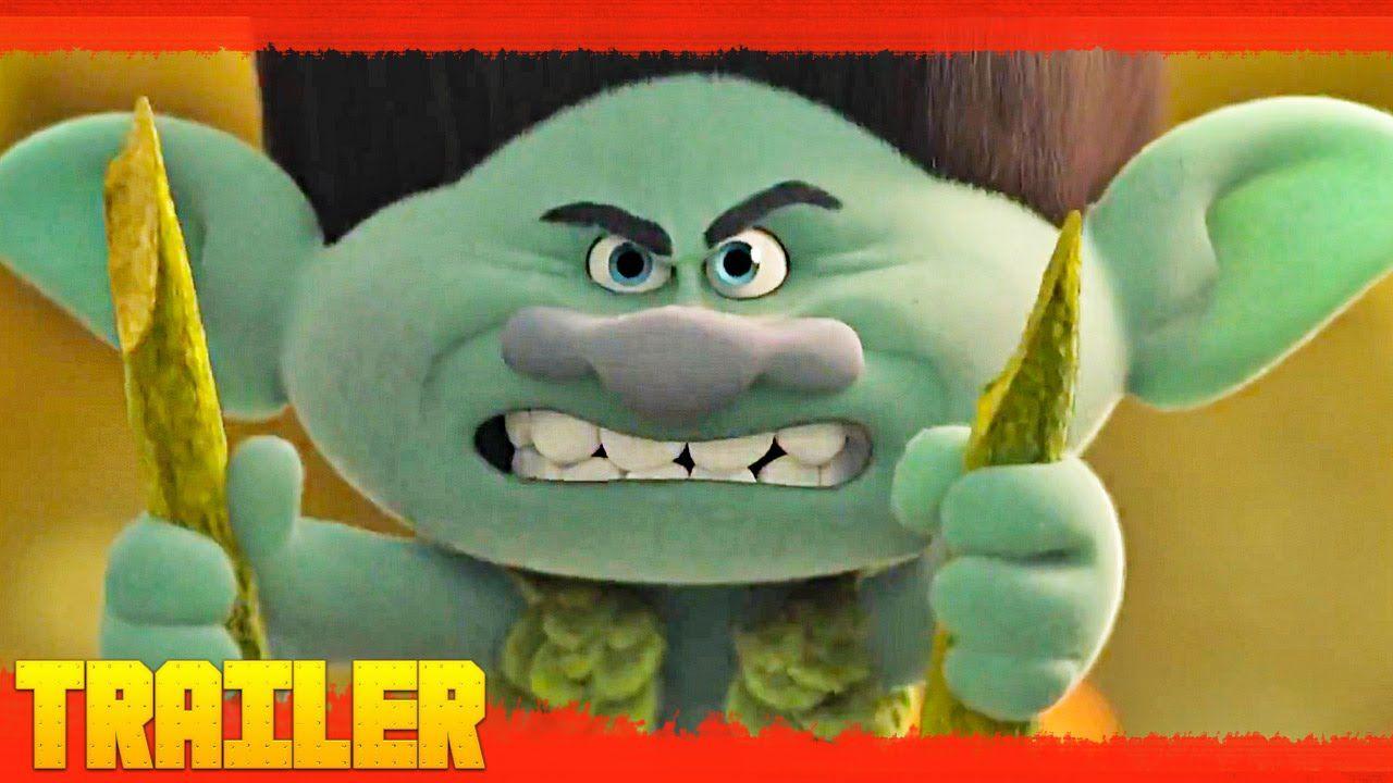Trolls 2016 Nuevo Trailer Oficial 2 Espanol Carl Y Ellie Trailer Oficial Trailer
