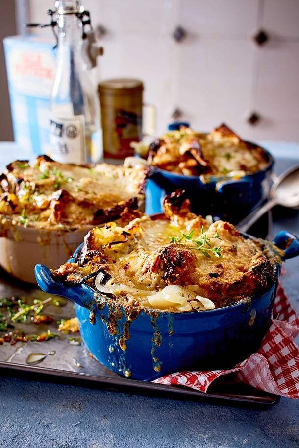 Photo of French onion soup recipe DELICIOUS