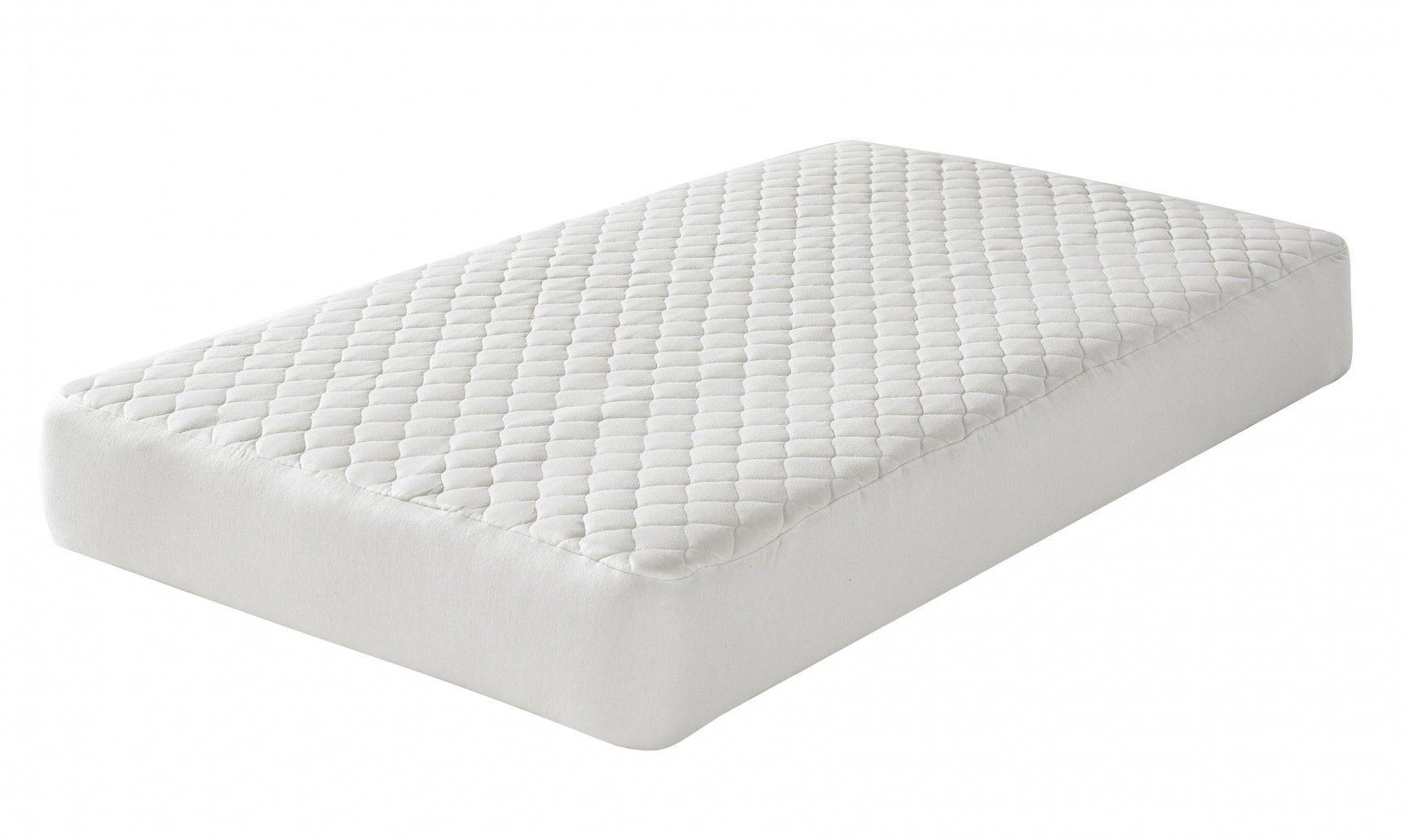 Organic Cotton Portable Crib Mattress Protector Crib