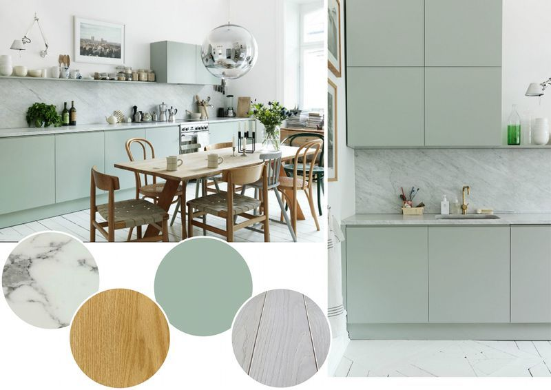 Marbre Credence Vert D Eau Gold View Pinterest Kitchen