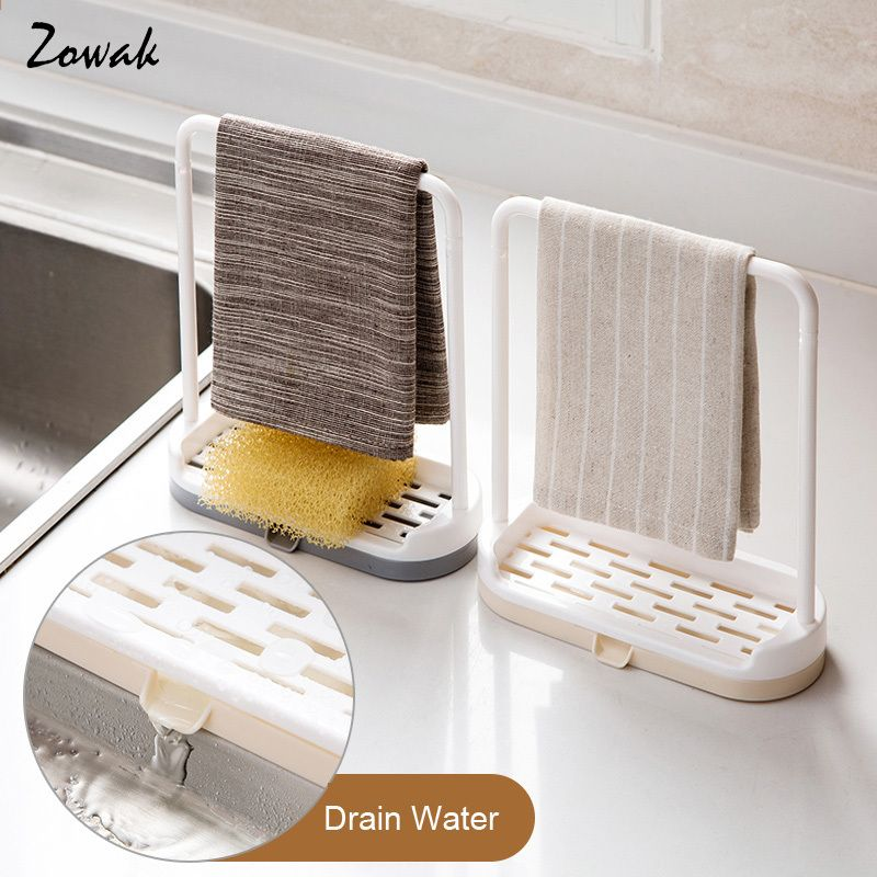 Handtuch Lagerung hängenden Rack Regal Badezimmer Küche Geschirrtuch