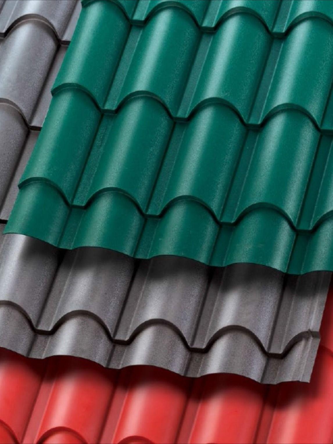 Premium Quality Alu Zinc Roofing Sheets Kerala Oriental Peb In 2020 Zinc Roof Roofing Sheets Clay Roof Tiles