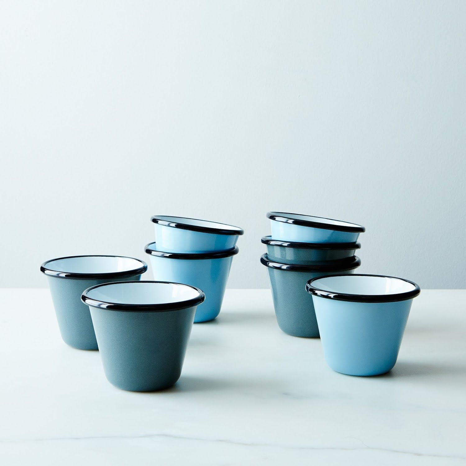 Porcelain Enamel Cups on Provisions by Food52   Entertaining ...