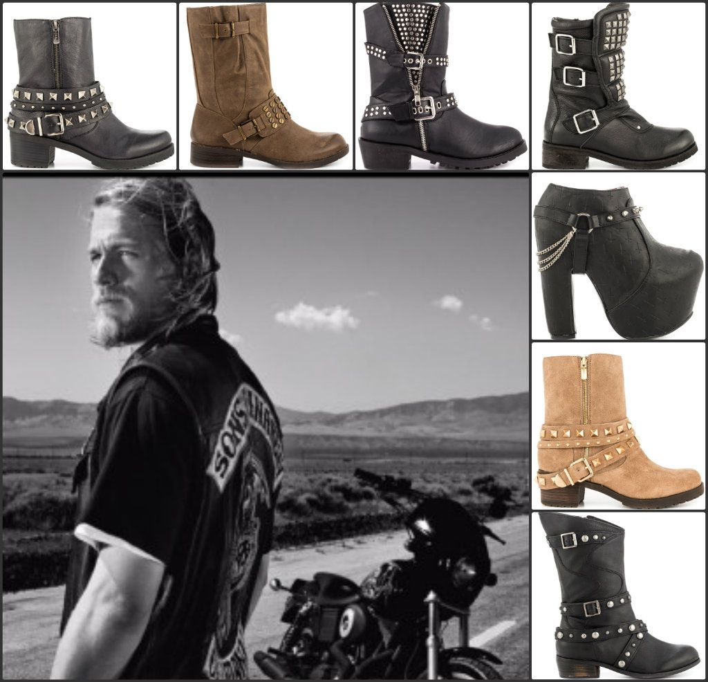 fc4e2dd1cce Which one of these Bad #Boots would you love to sport on the back of ...