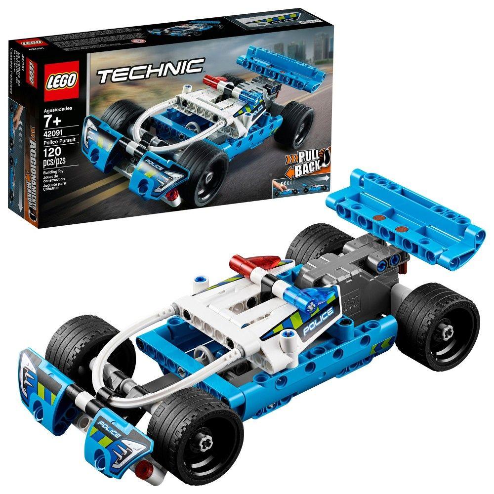 LEGO Technic Police Pursuit 42091 (с изображениями)