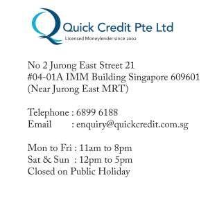 License Moneylender In Singapore Money Lender Lenders Singapore