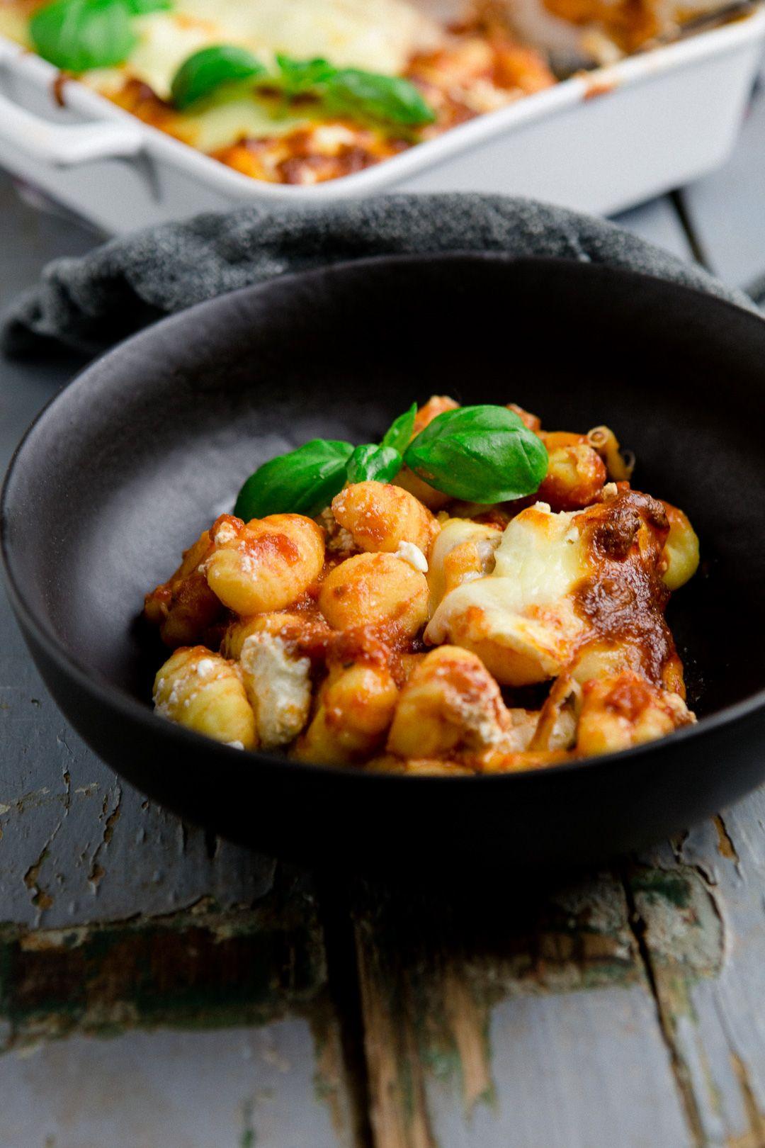 Pizza-Gnocchi – schnell und einfach! – Kuechenchaotin