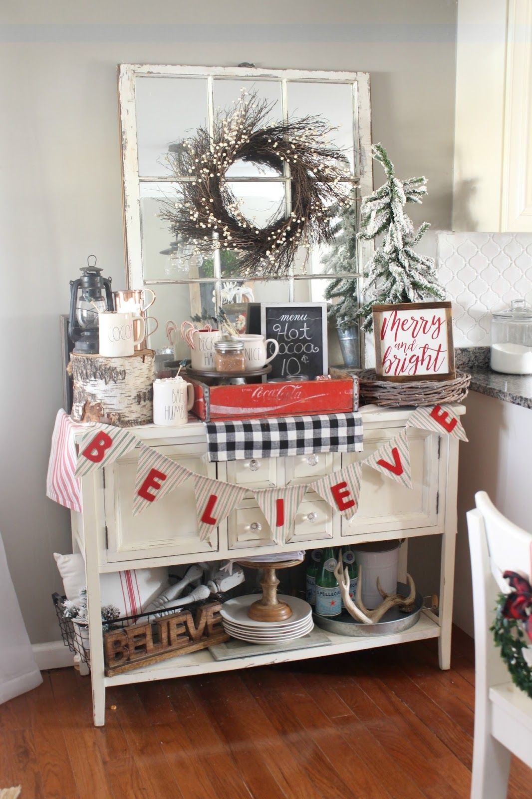 How To Decorate with Target Dollar Spot Decor Christmas