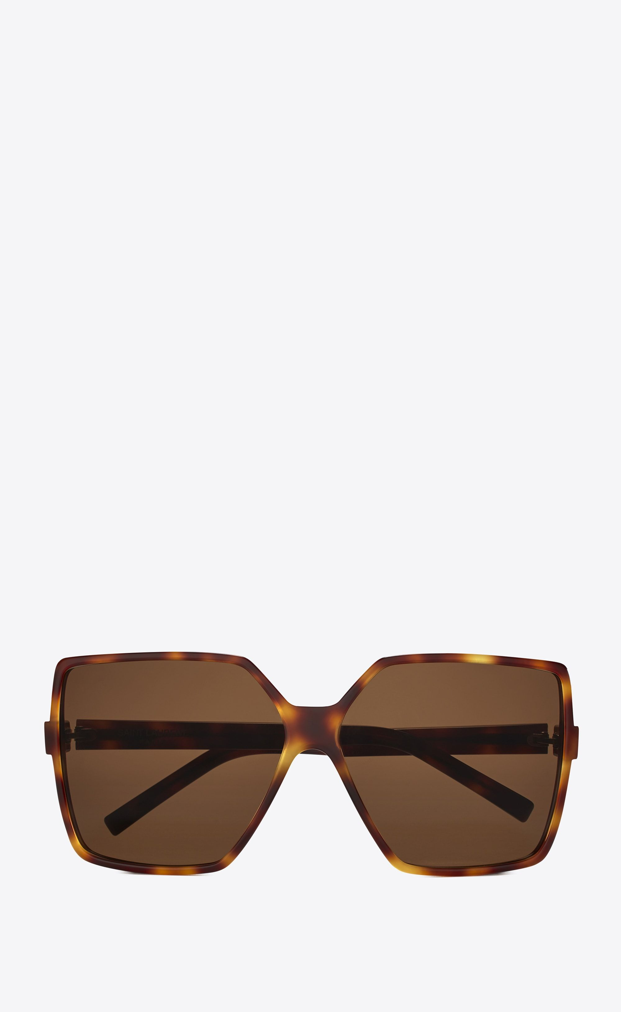 383ea59c7df Saint Laurent - New Wave 232 Betty sunglasses in havana acetate with  tobacco-colored lenses ( 405)