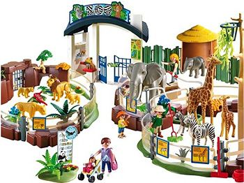 Toys R Us Play Mobile A Favorite Of Mine And Aj S Zoo Toys Playmobil Toys Dolls House Figures