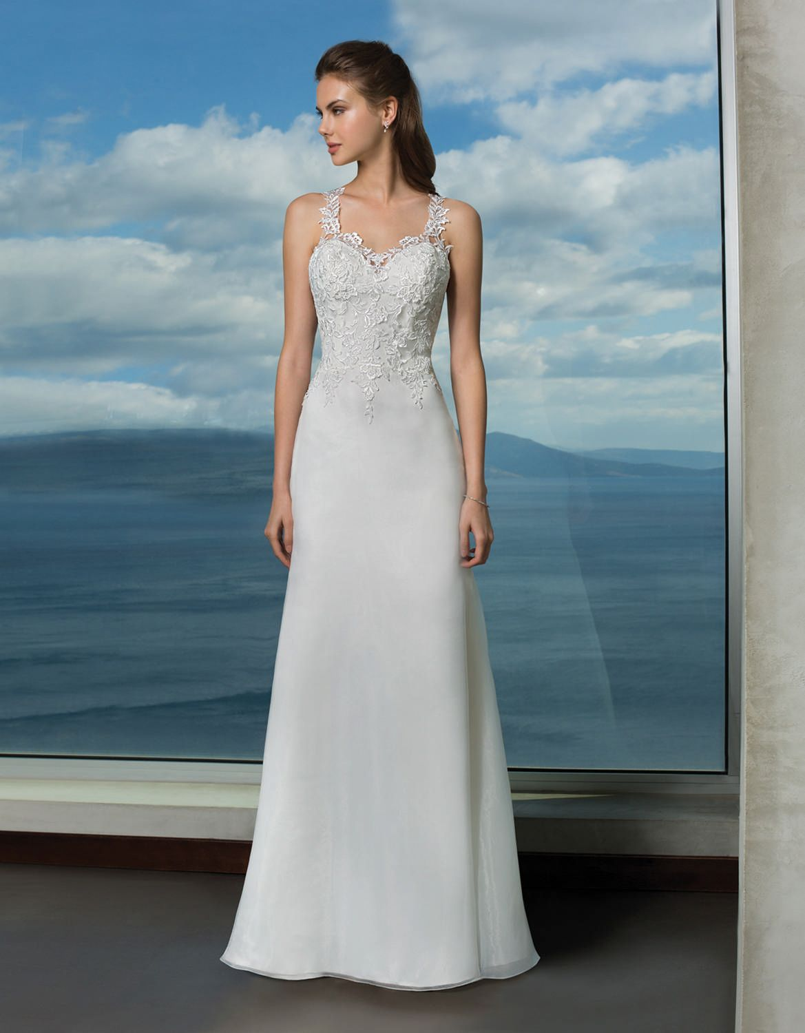 Oreasposa collection wedding dress style l this ethereal