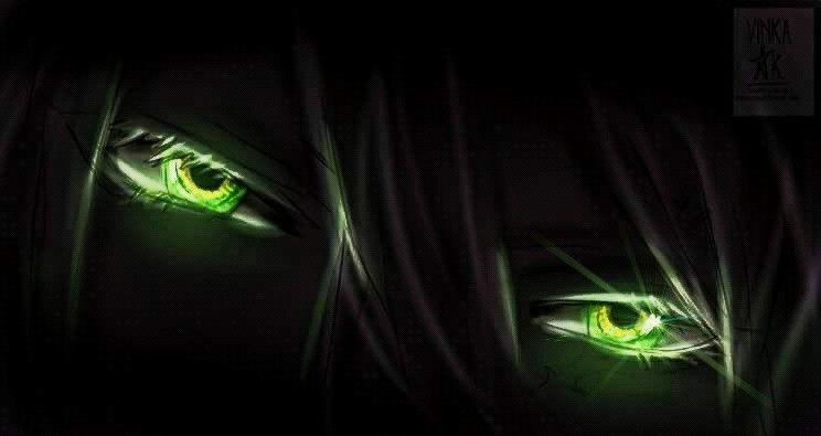 Undertaker Black Butler Eyes