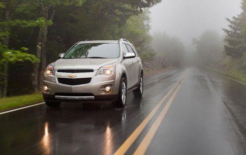 2015 Chevrolet Equinox Vs 2015 Jeep Compass Gill Chevrolet