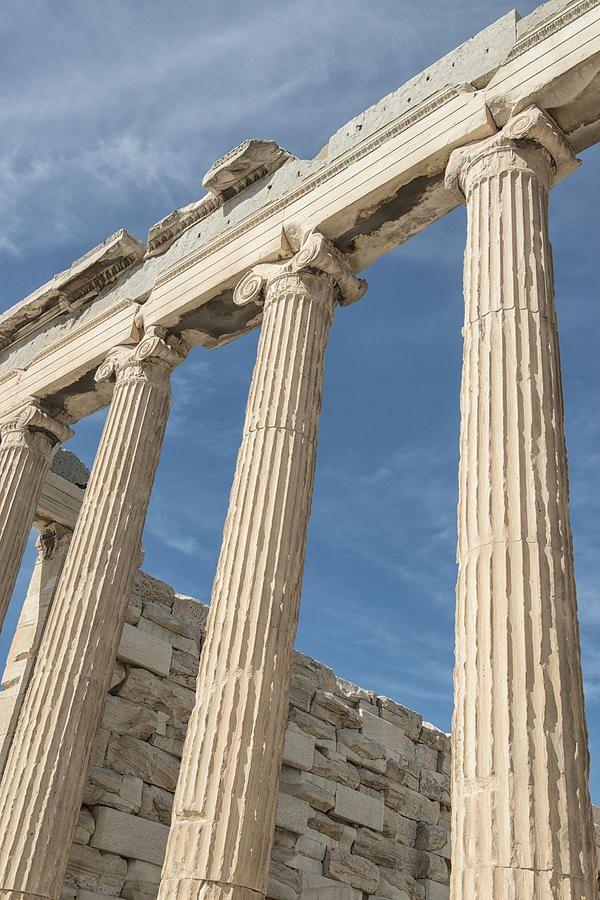 ionic greek architecture