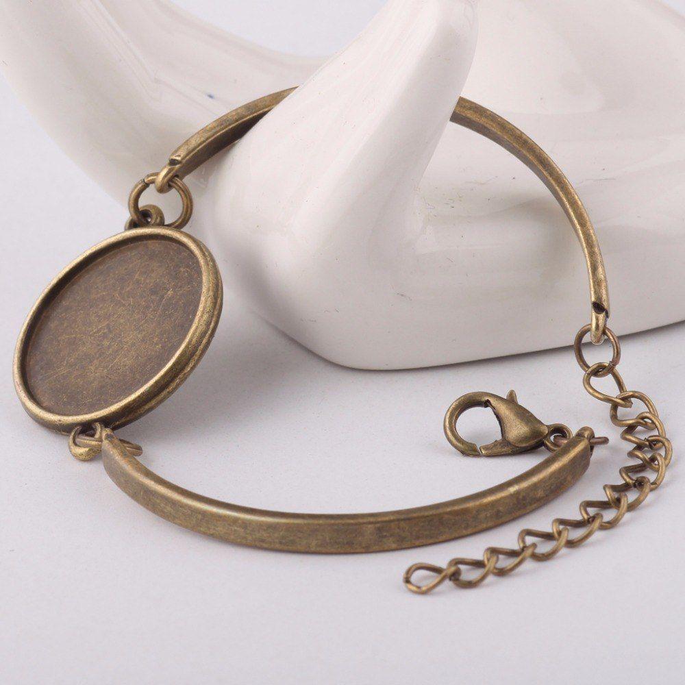 10pcs Vintage ail Pendentif À faire soi-même Bracelets Collier Fabrication De Bijoux Artisanal