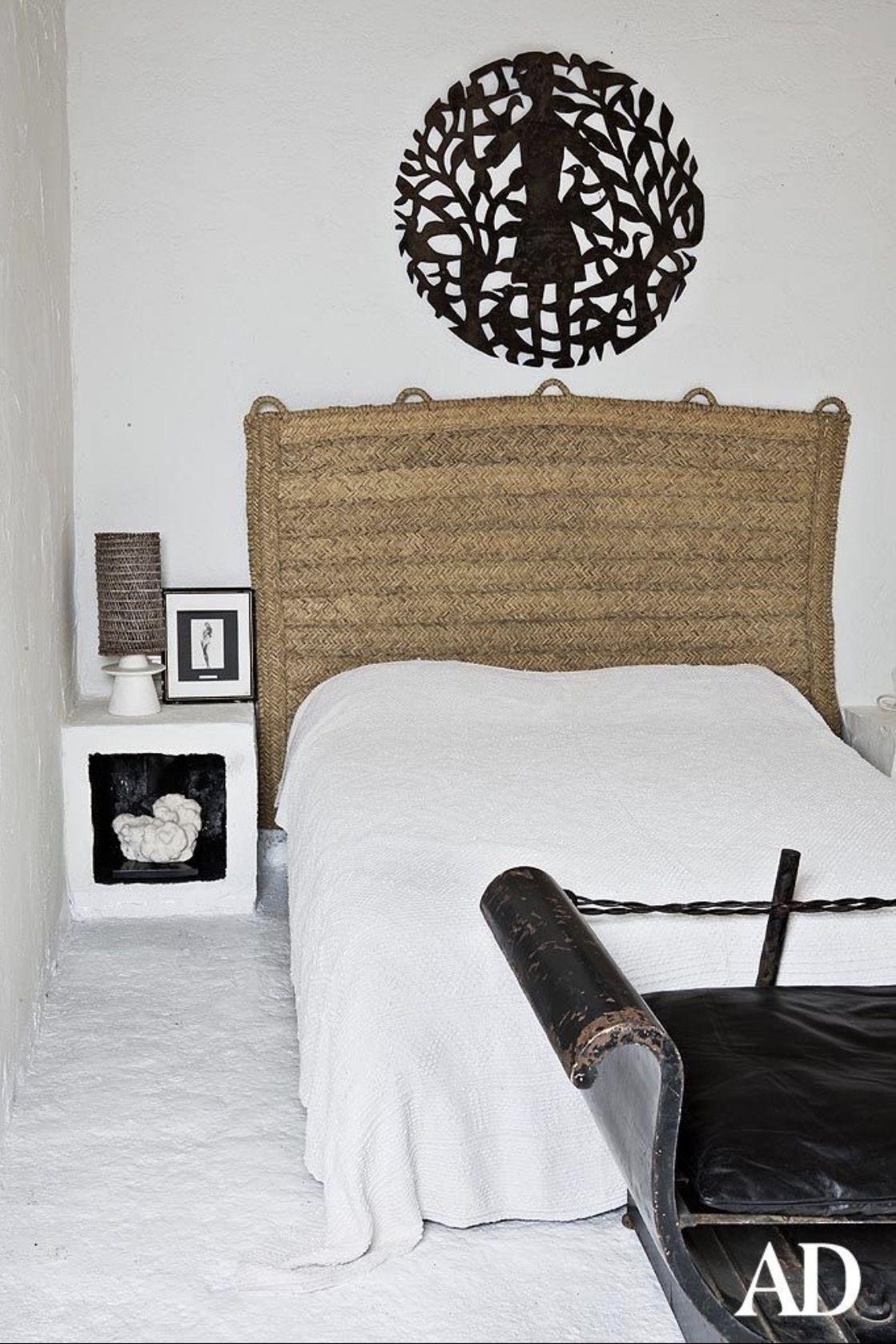Cabecero esparto casa la vega cabeceras ideas y camas for Cabeceros de cama originales