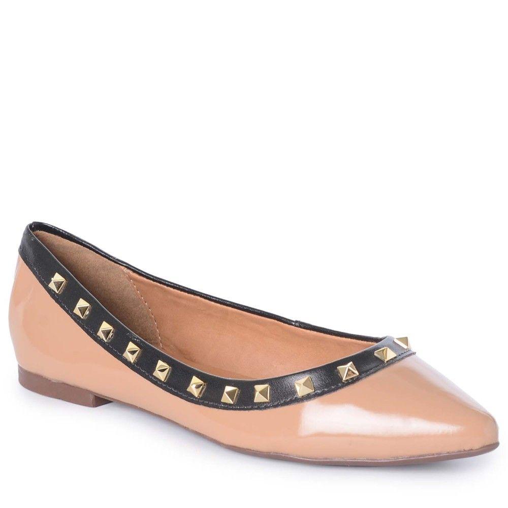 Sapatilha Feminina Amelie Costes | Mundial Calçados - MundialCalcados