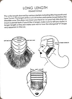 Longlength Vintage Hairstyles Vintage Hairstyles Tutorial Vintage Haircuts