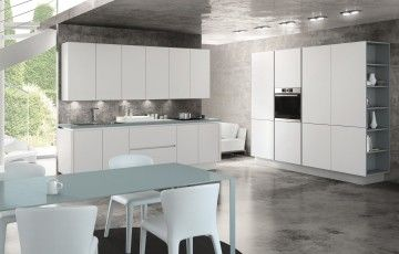 Nos Modeles Design De Cuisines Equipee Et Amenagee Cuisiniste Aviva Home Decor Kitchen Kitchen Cabinets