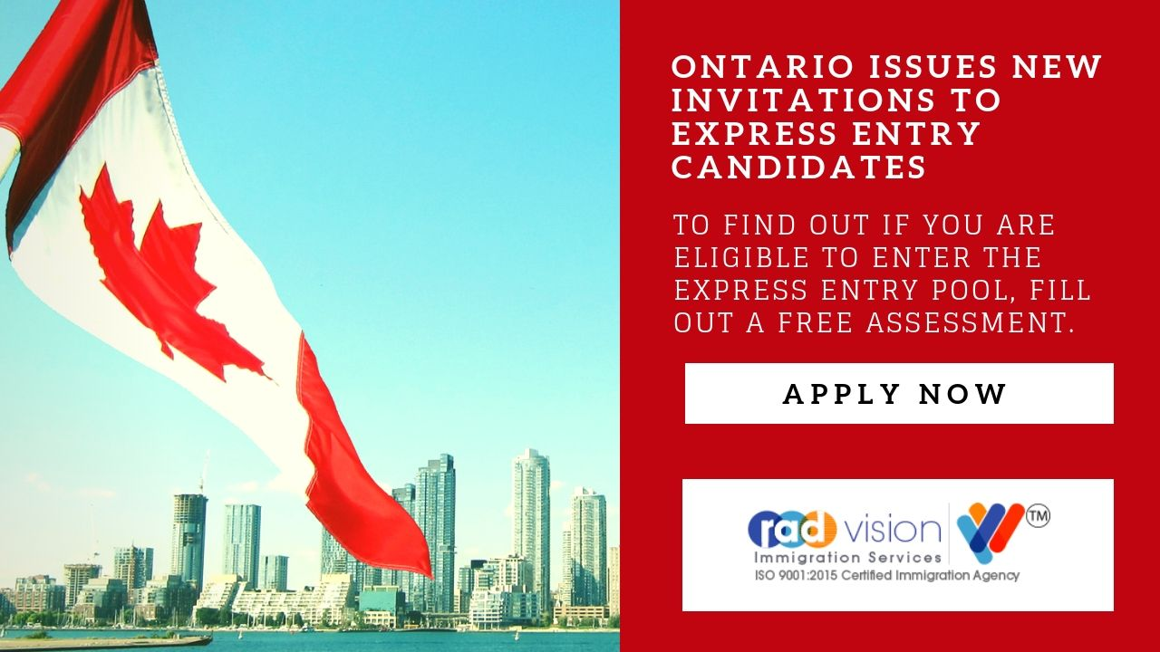 Ontario has announced new invitations to apply for a