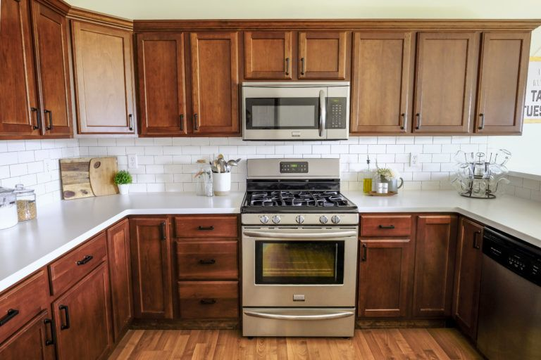 Kitchen Remodel On A Budget | New Countertops & Farmhouse Sink