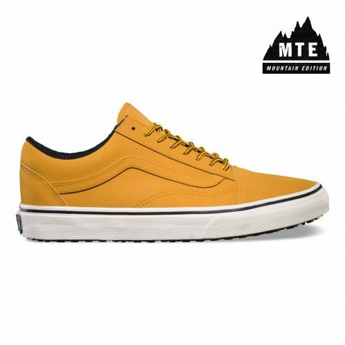 Vans Old Skool MTE Schuhe (MTE) Honey/Leather - Vans Deutschland ...