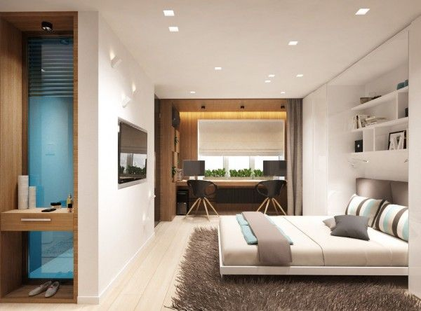 4 idées pour aménager un petit appartement de 30m2 | Appartement ...