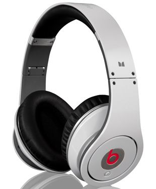 Beats by Dre Studio headphone white - beste koptelefoon ter wereld! :)