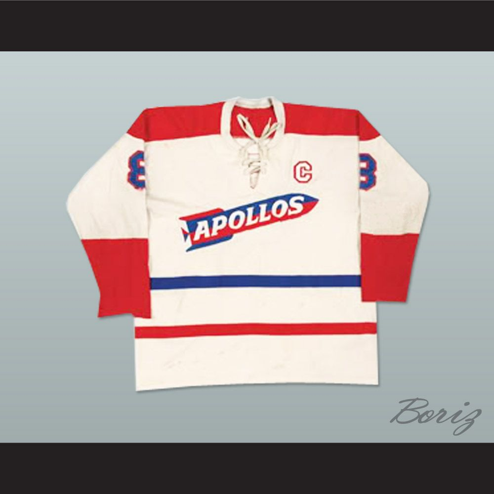 Houston Apollos Hockey Jersey Any Size Any Player Or Number New Hockey Jersey Jersey Hockey