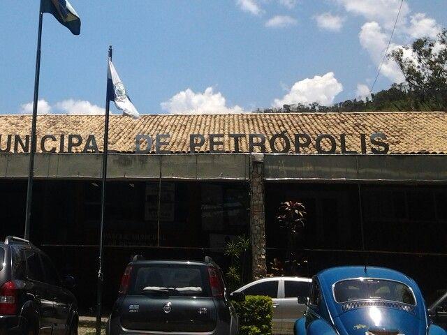 Parque Municipal de Petrópolis, na entrada de Itaipava.
