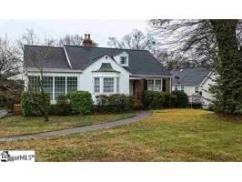 Can't believe my grandparents' house of 57 years is officially on the market... so, so many happy memories there. I pray another family can rennovate and enjoy it for just as long!   36 Mount Vista, Greenville, SC  29605 - Pinned from www.coldwellbanker.com
