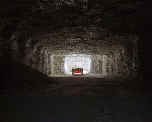 Morton Salt Mine In Fairport OH Fur Max Pinterest Morton Salt - Lake erie salt mines